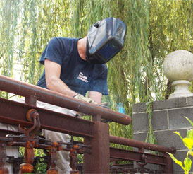 New Gate Installation & Repair Services in Orange County