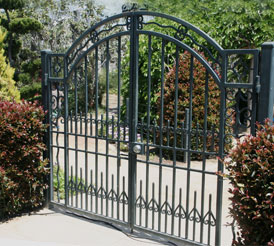 Gate Installation Specialists for Irvine residents.