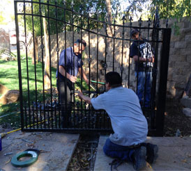 New Gate Installation & Repair for Newport Coast residents.